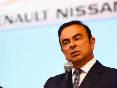 Συνελήφθη ο Carlos Ghosn της Nissan
