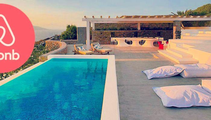 Πόσα σπίτια ενοικιάζονται μέσω Airbnb στην Κρήτη