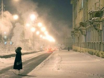 Η ζωή στην πιο παγωμένη πόλη του κόσμου