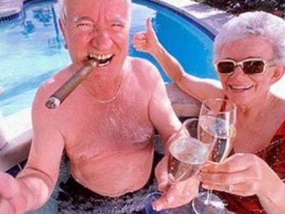 Οι πλούσιοι ζουν περισσότερο