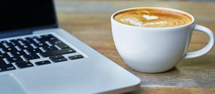 Κι αν πέσει καφές στο laptop