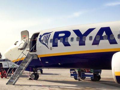 Επείγουσα ερώτηση στην Κομισιόν για Ryanair