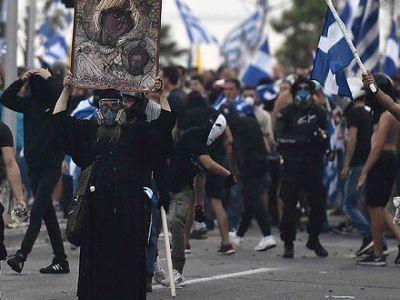 Η επιδημία του εθνικισμού στην Ελλάδα