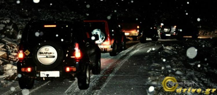 Συμβουλές για οδήγηση σε χιόνι και πάγο