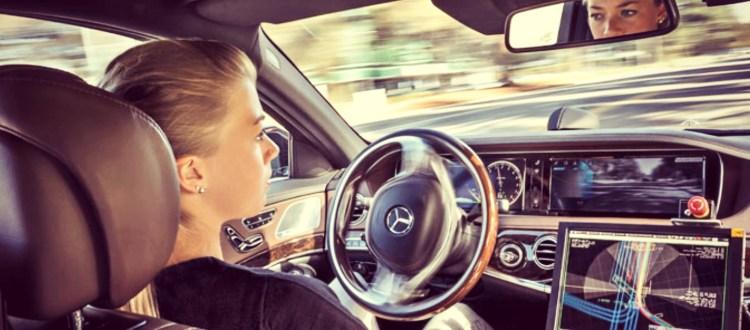 Συμμαχία BMW-Daimler για αυτόνομα αυτοκίνητα