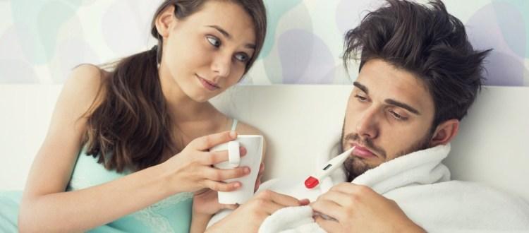 Σεξ με κρύωμα ή γρίπη
