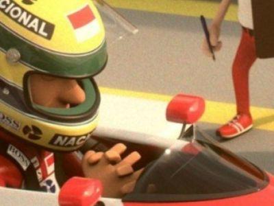 Tooned – The Ayrton Senna Story
