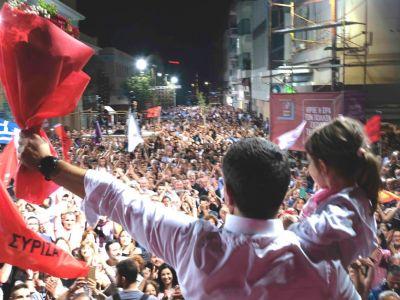 Ο ΣΥΡΙΖΑ θα είναι πρώτο κόμμα