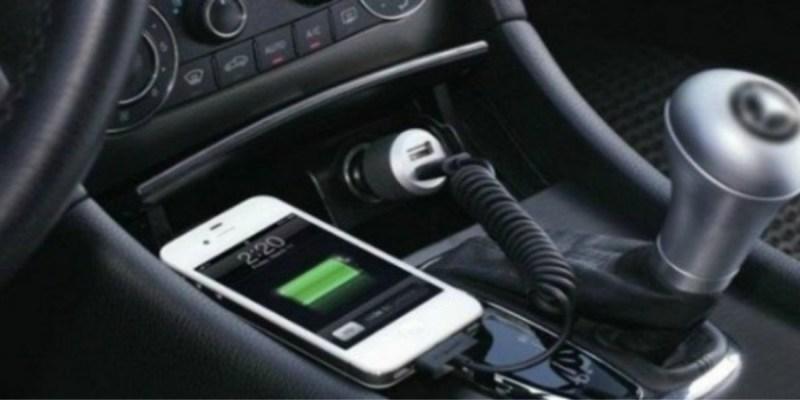 Τσάμπα η φόρτιση του smartphone στο αυτοκίνητο;