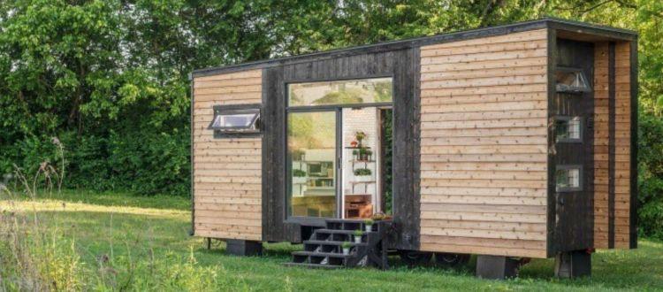 Της μόδας τα σπίτια μικρών διαστάσεων