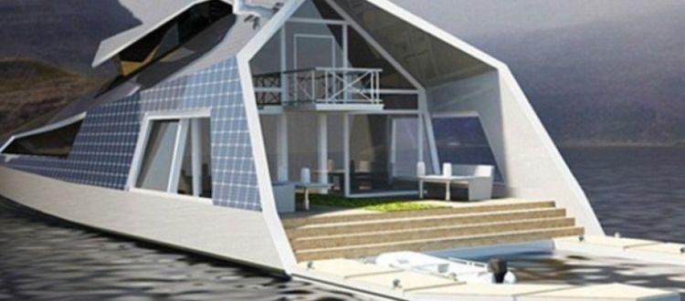 Το yacht που μοιάζει με κανονικό σπίτι
