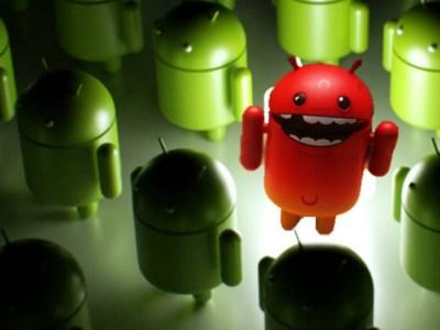 Θερίζουν οι ιοί τα smartphone με Android