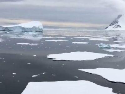 Ο καύσωνας απειλεί τη Γροιλανδία