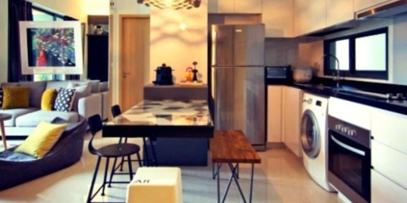 Το εντυπωσιακό διαμέρισμα ενός εργένη!