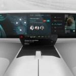 Τα ταμπλό αυτοκινήτων στο μέλλον