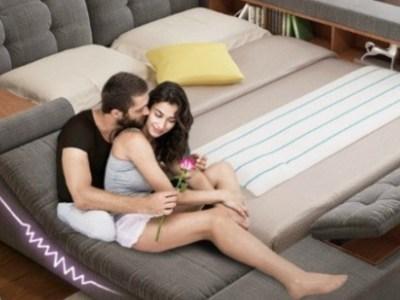 Το απόλυτο πολυμορφικό κρεβάτι