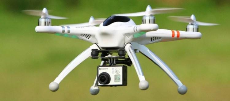 Στην Κρήτη ψεκάζουν με drone