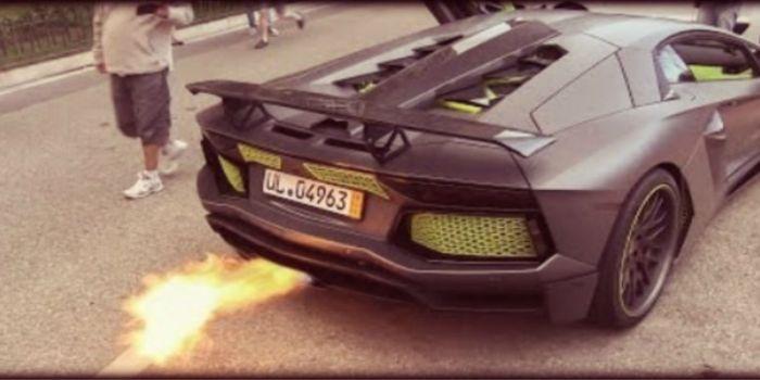 45 Supercars ξερνούν… φωτιά!!!