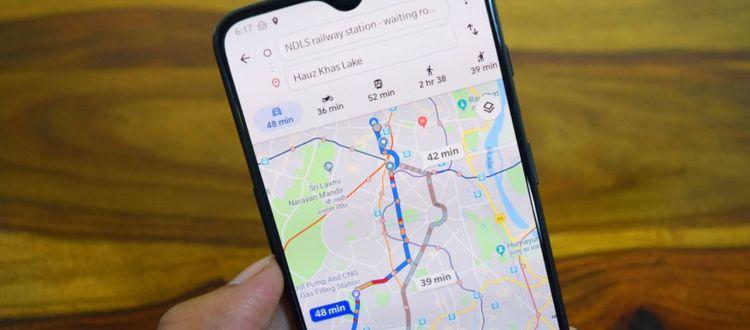 Η Google μετρά την ατμοσφαιρική ρύπανση