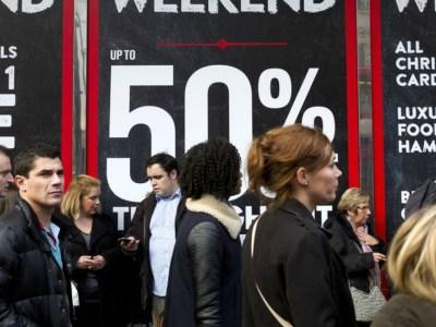 Μικρό το ενδιαφέρον φέτος για το Black Friday