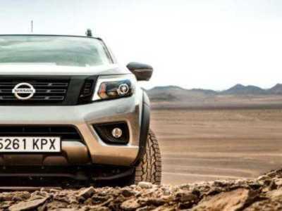 Δαμάζουν και την έρημο τα off road της Nissan