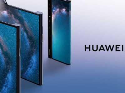 Νέο αναδιπλούμενο κινητό από Huawei