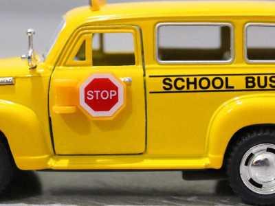 Γερασμένα τα σχολικά λεωφορεία στην Ελλάδα