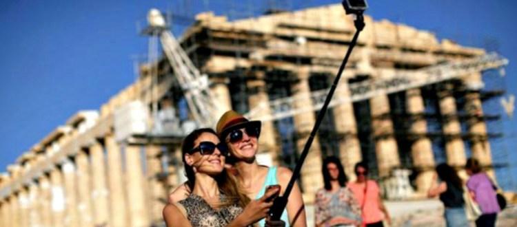 Νέα ρεκόρ για τις τουριστικές εισπράξεις