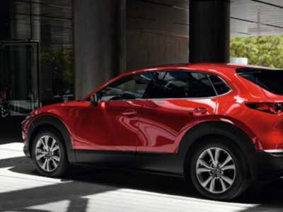 Το Golden Steering Wheel στο νέο Mazda CX-30