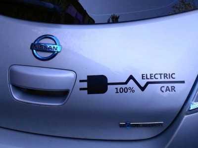 Εξοικονόμηση ενέργειας από τα Nissan LEAF