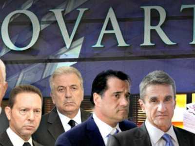 Θάβουν το σκάνδαλο Novartis αλλά δεν τους βγαίνει