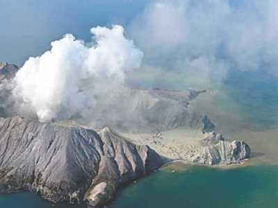 Φονική έκρηξη ηφαιστείου στη Νέα Ζηλανδία