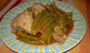 Μπαμιελίδικο (κοτόπουλο με μπάμιες)