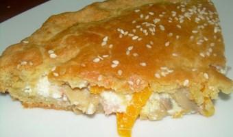 Μια πίτα με «απ'όλα»!