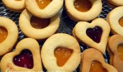 Σαμπλέδες: βουτυράτα μπισκότα με την εξελληνισμένη εκδοχή της γαλλικής pâte sablée