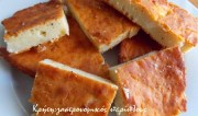 Τυρόπιτα φούρνου με ξινομυζήθρα (ή φέτα)  χωρίς φύλλο