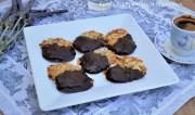 «Εμπλουτισμένα», υγιεινά,  σοκολατένια μπισκότα αμυγδάλου (VIDEO)