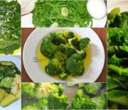 Πώς βράζουμε χόρτα και λαχανικά για να παραμείνουν πράσινα