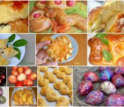 Πασχαλινά γλυκά και αυγά!