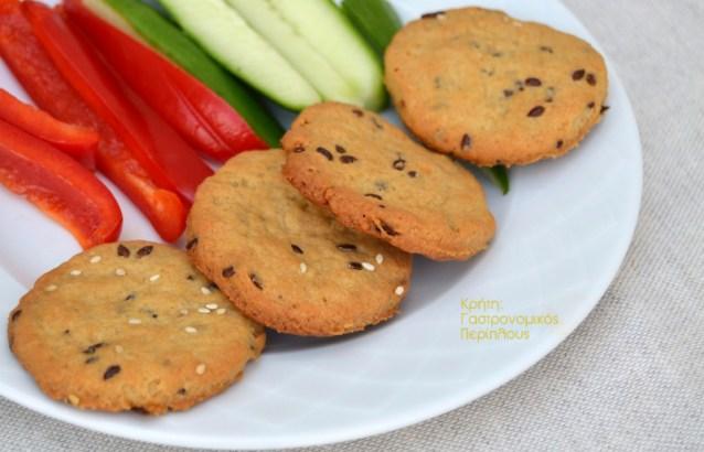 Ζύμη με 4+1 υλικά για κριτσίνια, μπισκότα, βουτήματα και πολλά άλλα!