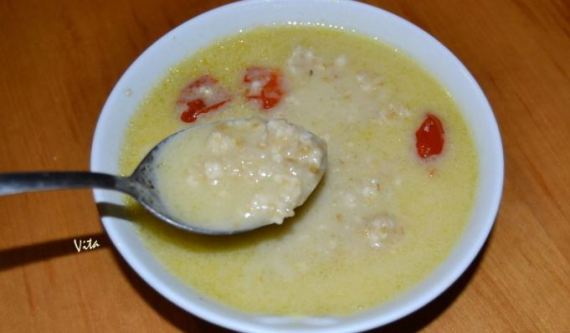 σούπα ξινόχοντρος μενού 44 κολάζ συνταγές cretangastronomy.gr