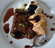 Brownies με ελαιόλαδο