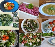 5+5 σαλάτες για το πασχαλινό τραπέζι!
