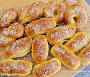 Ψωμάκια γεμιστά με σπανάκι και τυρί (VIDEO)