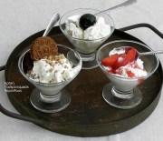 Εύκολο σπιτικό παγωτό χωρίς παγωτομηχανή! (VIDEO)