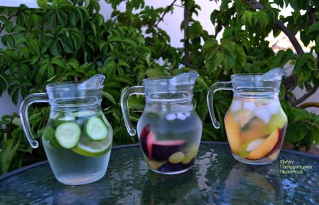 Αρωματισμένο νερό (video)