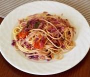 Vegan πολύχρωμη σάλτσα λαχανικών για ζυμαρικά (και όχι μόνο…)