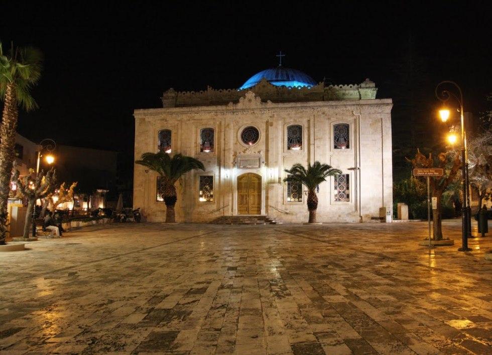 Ηράκλειο - Ο Άγιος Τίτος
