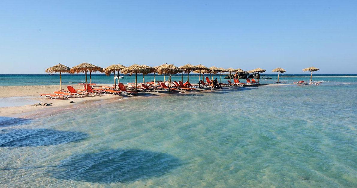 Ελαφονήσι: Η εξωτική παραλία της Κρήτης με τα τιρκουάζ νερά και τις παραλίες με τη λευκή και ροζ άμμο!   Τουρισμός