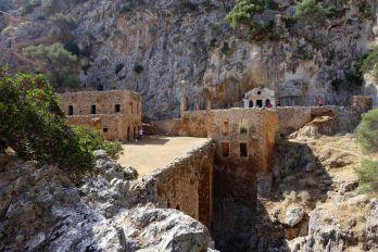 Μοναστήρι δέκα αιώνων στην Κρήτη - Μονή Καθολικού, η αρχαιότερη του νησιού